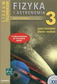 Fizyka i astronomia 3 Zbiór zadań