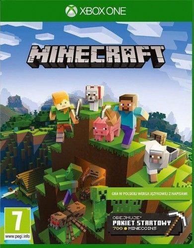 Minecraft + Pakiet startowy XOne