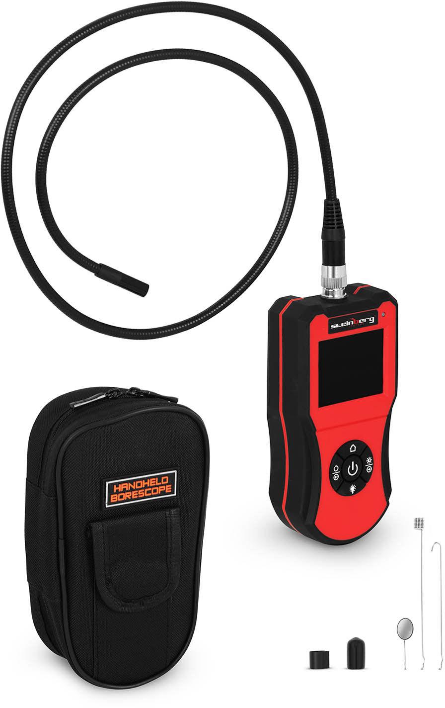 Kamera endoskopowa - 1000 mm - 8,5 mm - Steinberg Systems - SBS-EC-85 - 3 lata gwarancji/wysyłka w 24h