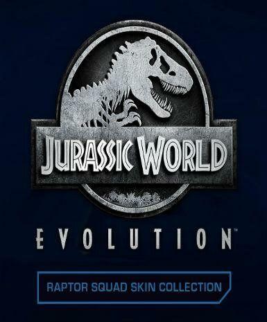 Jurassic World Evolution: Raptor Squad Skin Collection (PC) Klucz Steam