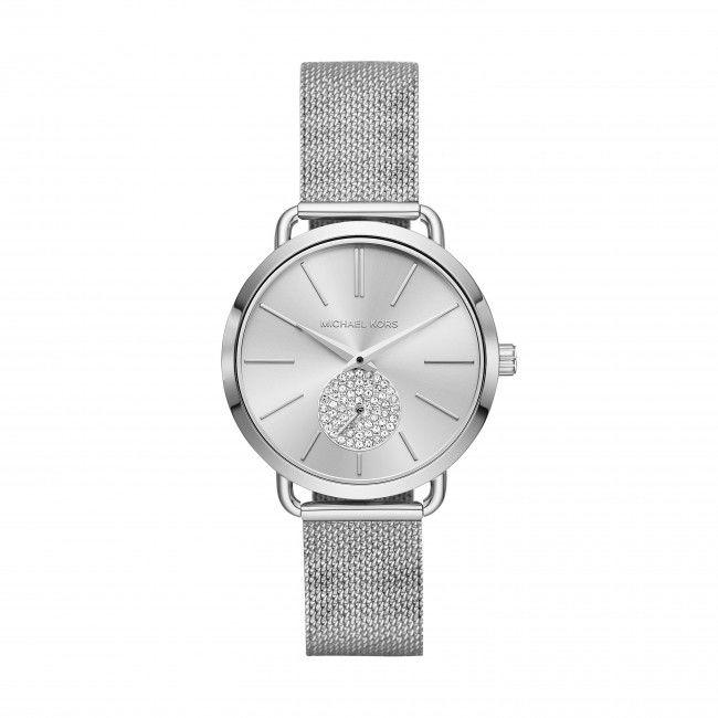 Zegarek MICHAEL KORS - Portia MK3843 Silver/Silver