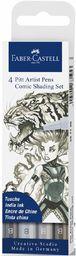 Faber-Castell FC267195 długopisy ilustracyjne, szary