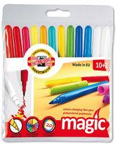 Koh i noor Magic Flamastry 10+2 kol