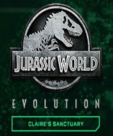 Jurassic World Evolution: Claire''s Sanctuary (PC) Klucz Steam