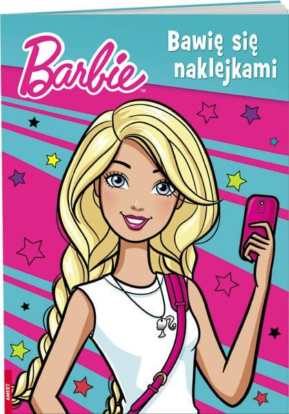 Barbie. Bawię się naklejkami - praca zbiorowa
