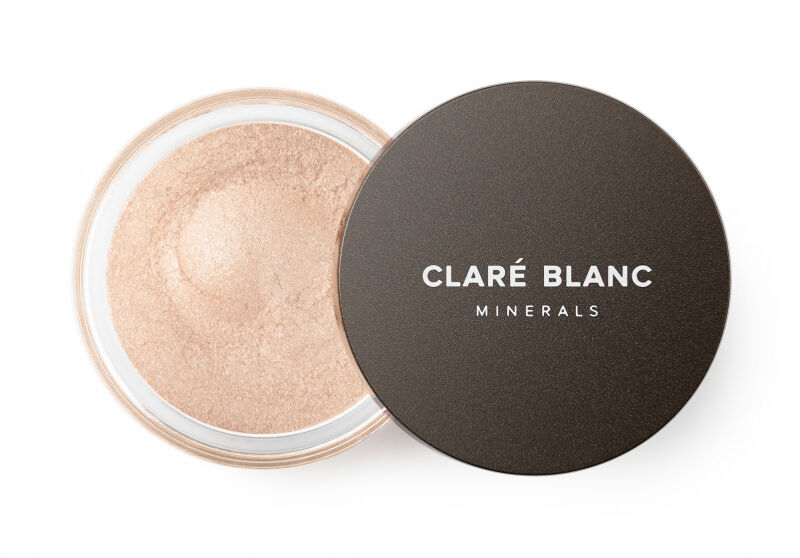 CLARÉ BLANC - DR MAKEUP COLLECTION - MINERAL EYE SHADOW - Mineralny cień do powiek - CLASSIC NUDE 833