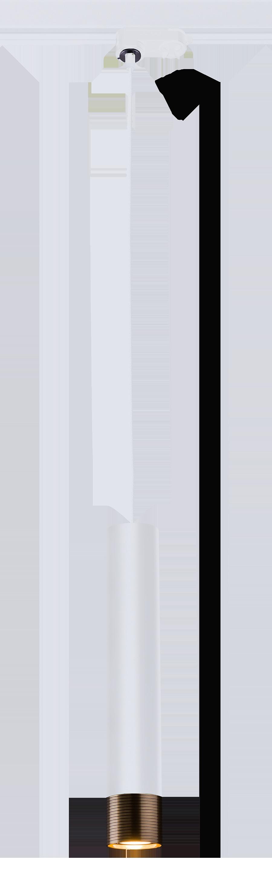 Lampa wisząca do szynoprzewodu Eido 1 Patyna 0369 - Amplex // Rabaty w koszyku i darmowa dostawa od 299zł !