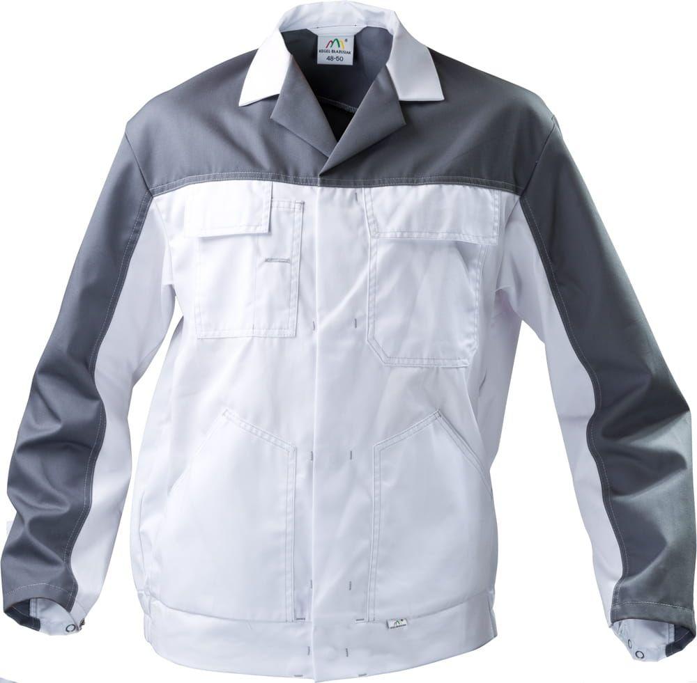 Bluza robocza Work biała