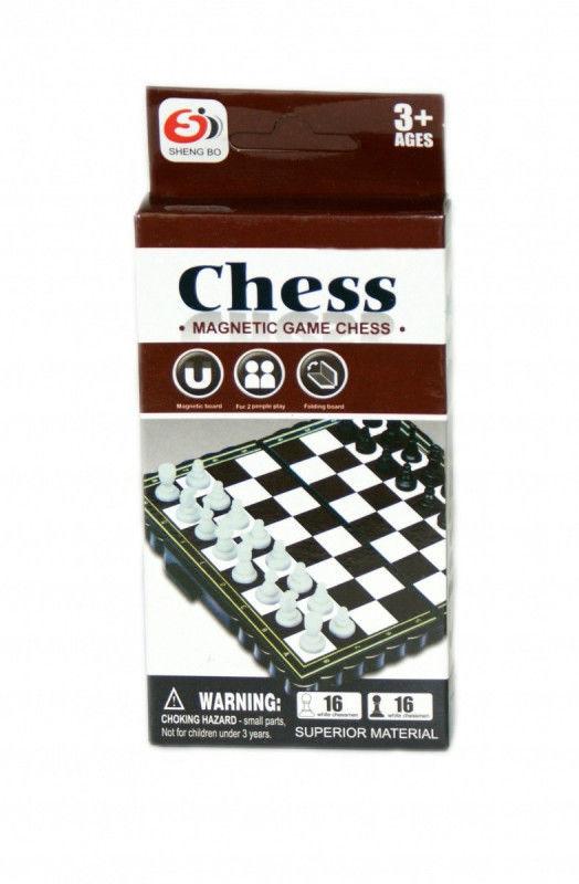 Gra szachy 16x8x2 cm
