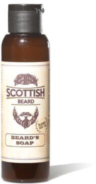 Scottish Beard Soap szampon do brody 100ml