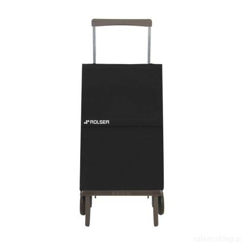 Wózek na zakupy Rolser PLEGAMATIC Original MF Negro SKŁADANY