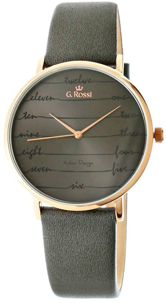Zegarek Damski G.Rossi 12600A-1B3