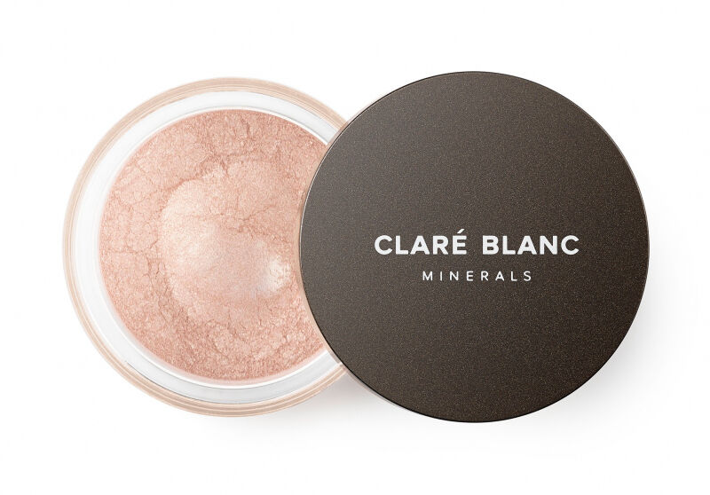 CLARÉ BLANC - DR MAKEUP COLLECTION - MINERAL EYE SHADOW - Mineralny cień do powiek - COLD NUDE 900