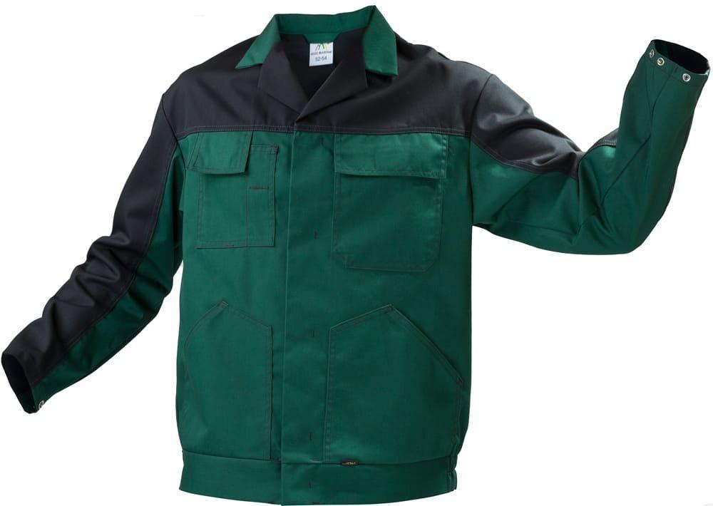 Bluza robocza Work zielona