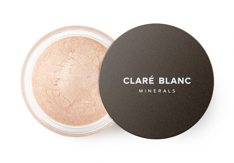CLARÉ BLANC - DR MAKEUP COLLECTION - MINERAL EYE SHADOW - Mineralny cień do powiek - GOLDEN NUDE 854