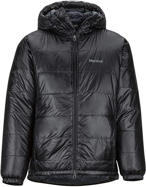 Marmot West Rib Parka kurtka męska, czarna, XXL