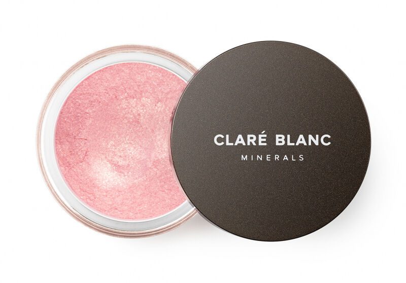 CLARÉ BLANC - DR MAKEUP COLLECTION - MINERAL EYE SHADOW - Mineralny cień do powiek - COTTON CANDY 870