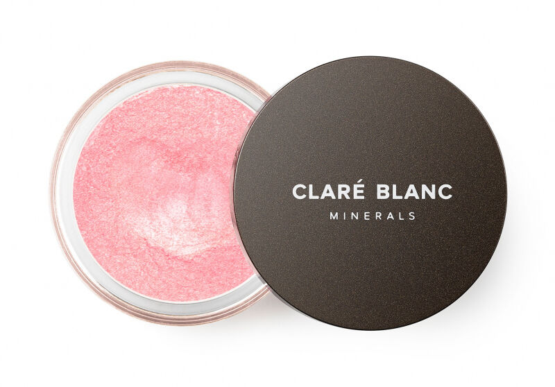 CLARÉ BLANC - DR MAKEUP COLLECTION - MINERAL EYE SHADOW - Mineralny cień do powiek - PINK FLASH 871