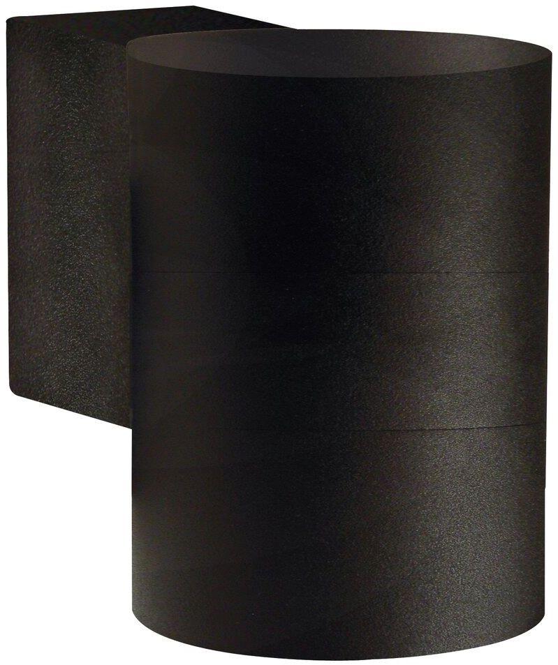 Kinkiet zewnętrzny Tin Maxi 21509903 Nordlux pojedyncza oprawa ścienna w kolorze czarnym