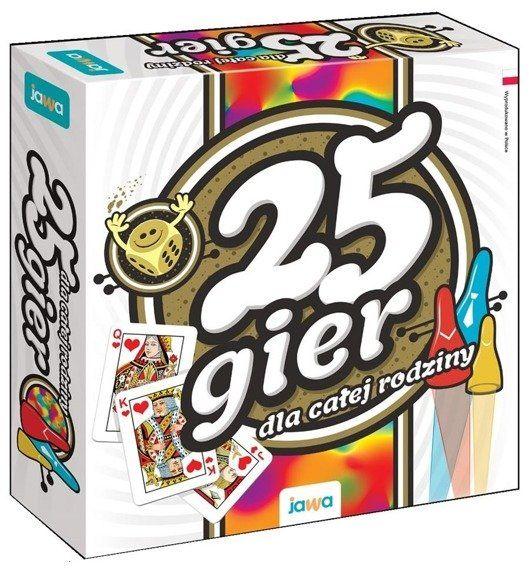 25 gier dla całej rodziny - Jawa