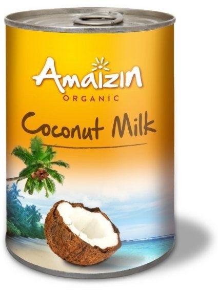 Mleczko Kokosowe 17% 400ml - Amaizin