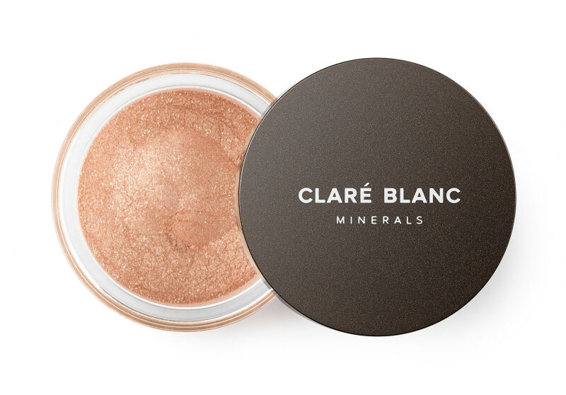 CLARÉ BLANC - DR MAKEUP COLLECTION - MINERAL EYE SHADOW - Mineralny cień do powiek - HONEY 872