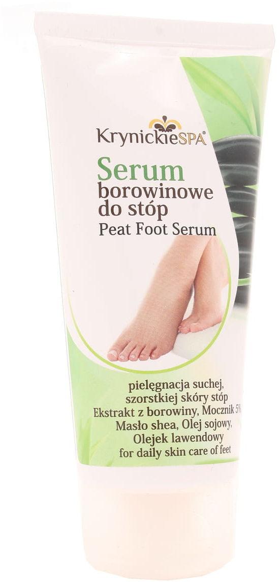 Serum borowinowe do stóp - Krynickie Spa - 100ml