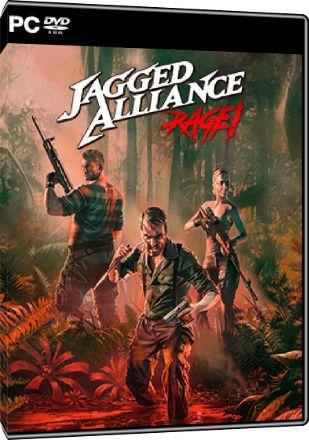 Jagged Alliance: Rage! (PC) klucz Steam