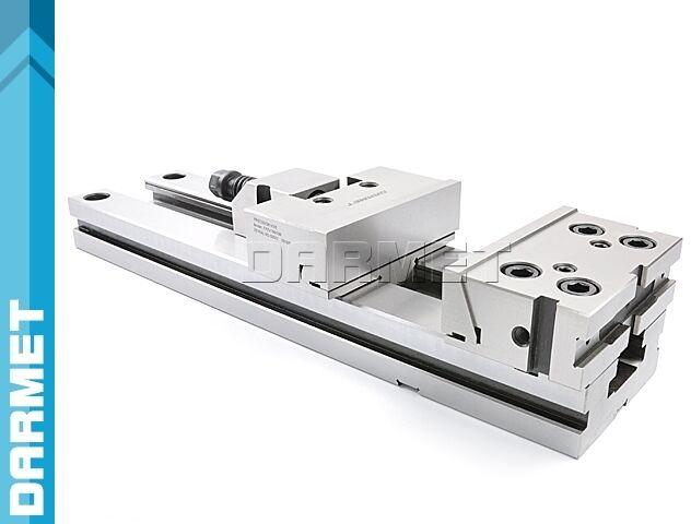 Imadło precyzyjne stalowe poziomo-pionowe 150mm - FPZV 150/300