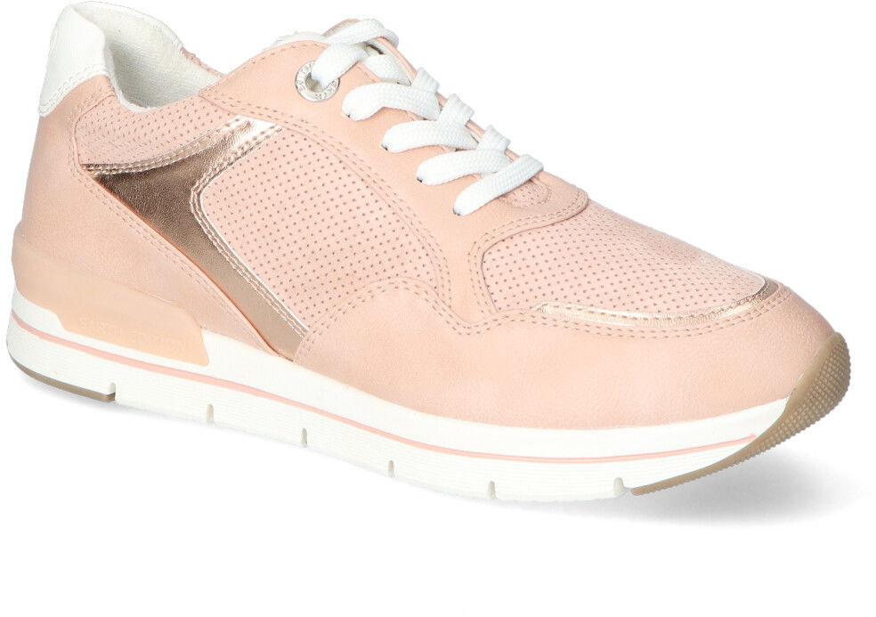 Sneakersy Marco Tozzi 2-23774-26 Różowe