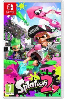 Gra Nintendo Switch Splatoon 2