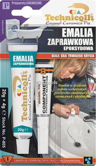 TECHNICQLL EMALIA ZAPRAWKOWA 20g+4g P-805