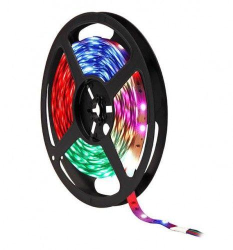 Taśma LED RGB 24V 150SMD5050 IP20 niewodood. - 1m.