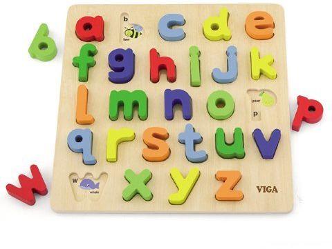 Viga 50125 Sorter alfabet