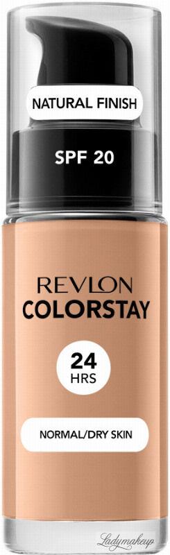 REVLON - COLORSTAY  FOUNDATION - Podkład do cery normalnej/suchej - 30 ml - 250 - FRESH BEIGE