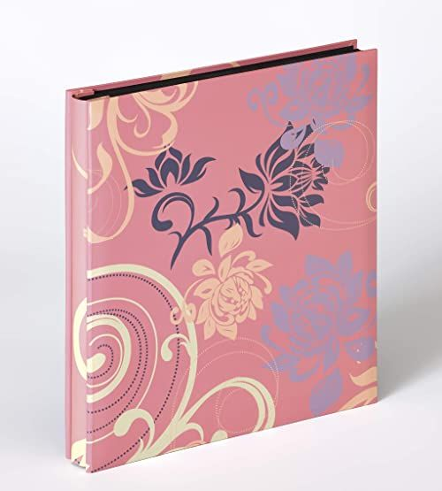 Album do wkładania Grindy Trend, brudny róż, 400 zdjęć 10 x 15 cm