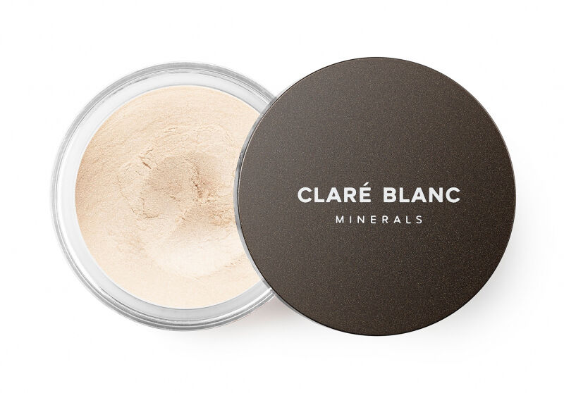 CLARÉ BLANC - DR MAKEUP COLLECTION - MINERAL EYE SHADOW - Mineralny cień do powiek - CREAMY NUDE 855