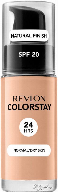 REVLON - COLORSTAY  FOUNDATION - Podkład do cery normalnej/suchej - 30 ml - 320 - TRUE BEIGE
