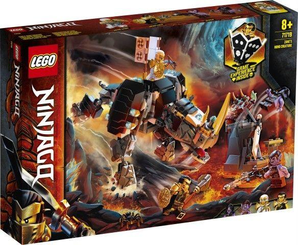 LEGO Ninjago - Rogaty stwór Zane''a 71719