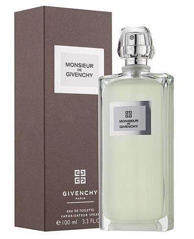 Givenchy Monsieur de Givenchy woda toaletowa - 100ml (NOWA SZATA) Do każdego zamówienia upominek gratis.