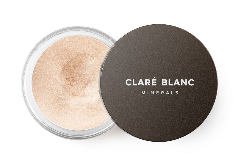 CLARÉ BLANC - DR MAKEUP COLLECTION - MINERAL EYE SHADOW - Mineralny cień do powiek - FRESH NUDE 886