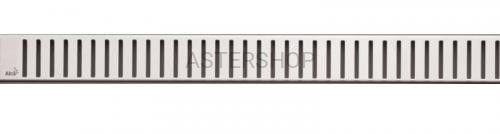 Ruszt do odwodnienia liniowego 550 mm, stal nierdzewna-połysk PURE-550L