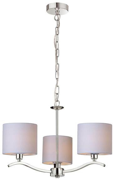 Lampa wisząca CARMEN RLD94103-3 - Zuma Line  SPRAWDŹ RABATY  5-10-15-20 % w koszyku