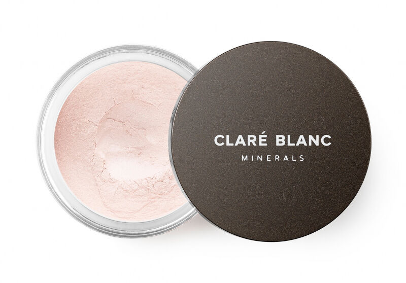 CLARÉ BLANC - DR MAKEUP COLLECTION - MINERAL EYE SHADOW - Mineralny cień do powiek - BARE PINK 896