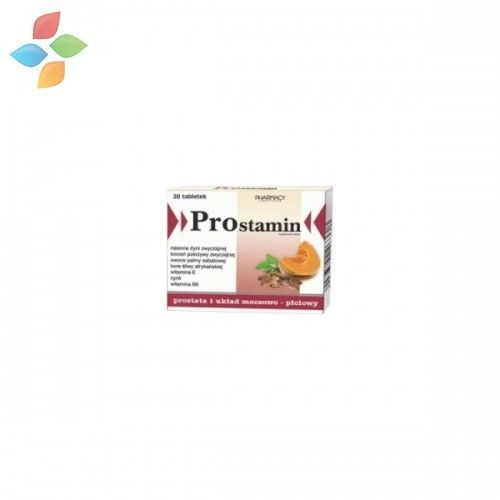 Prostamin 30 tabletek