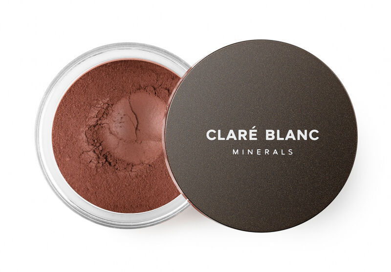 CLARÉ BLANC - DR MAKEUP COLLECTION - MINERAL EYE SHADOW - Mineralny cień do powiek - BROWNIE 908
