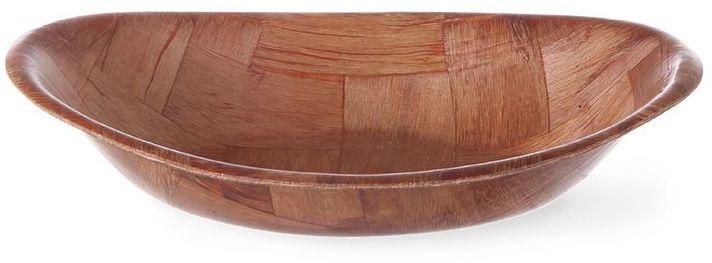 Koszyk owalny drewniany