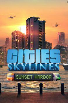 Cities Skylines: Sunset Harbor - Klucz aktywacyjny Steam Automatyczna wysyłka w ciągu 5 minut 24/7!