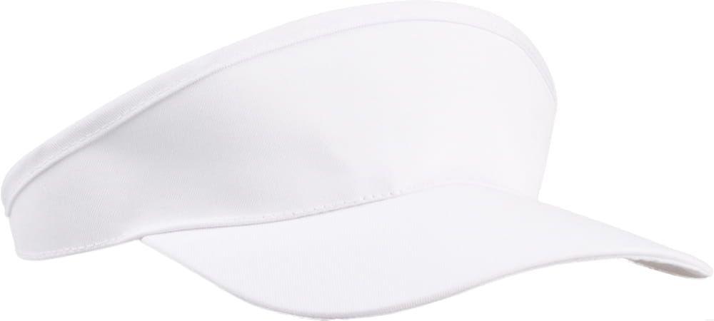 Czapka daszek biały