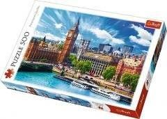 Puzzle Trefl 500 - Słoneczny Londyn